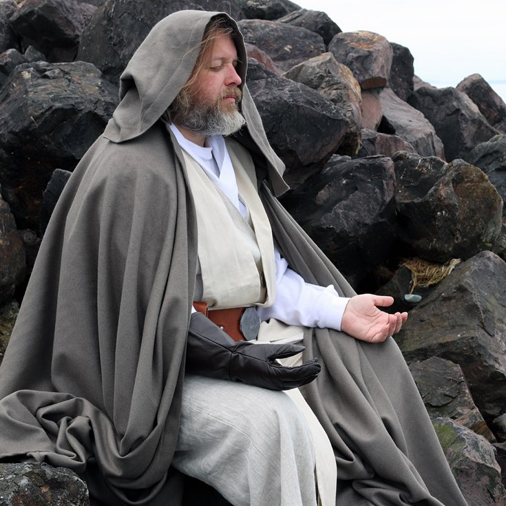 Step by Step Guidelines for the Basic Jedi Meditation
