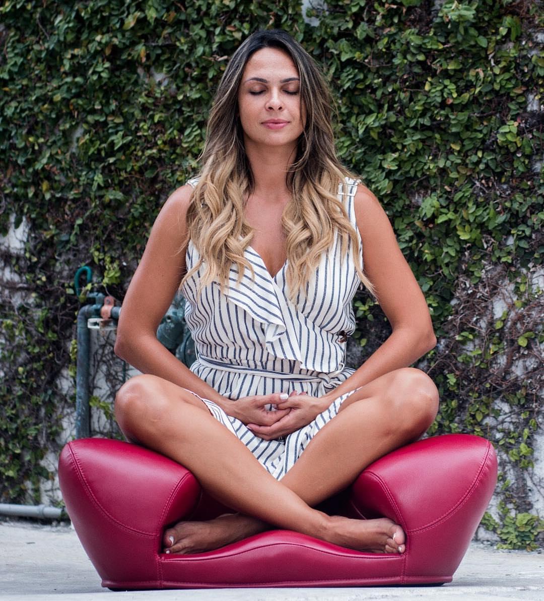 meditation stool