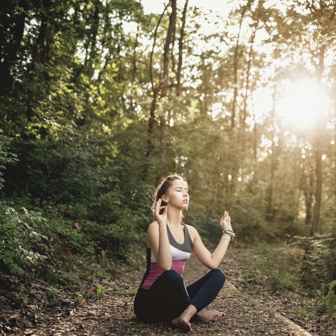 Benefits of Spiritual Meditation