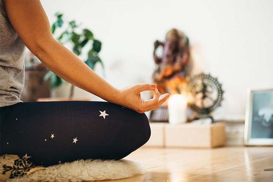 healing meditation