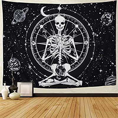 White Skeleton Meditation